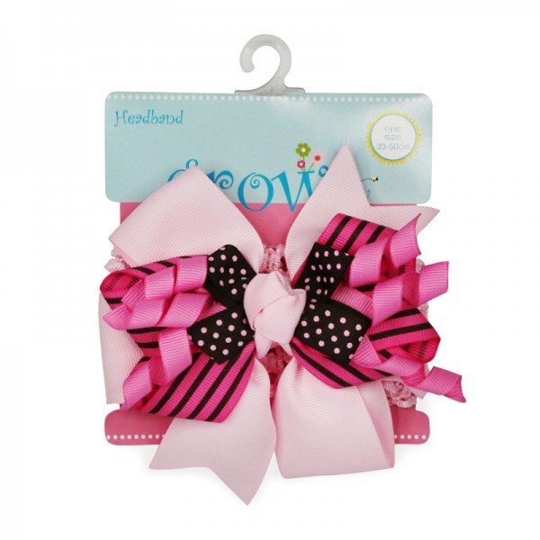 Big Fun Bow Headwrap