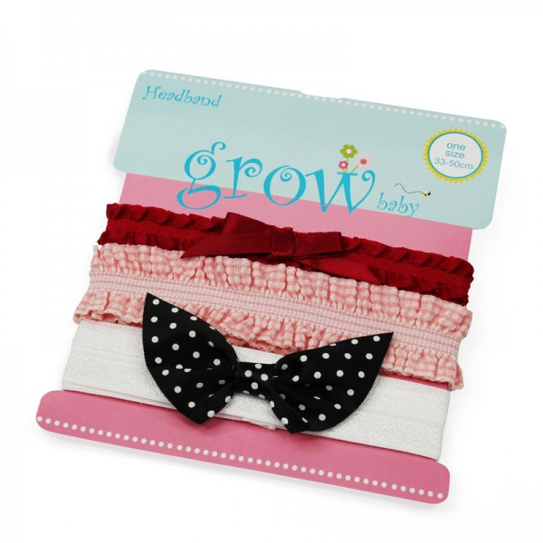 3pcs Headband Set